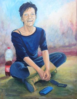 Portret van Sina