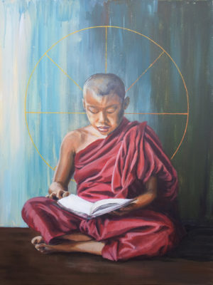 Leerling van Boeddha